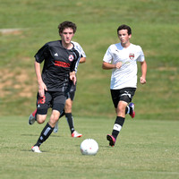 Game 2 - UFA 96B Black vs. FC Alliance 96B RED