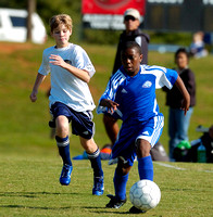 Sep 20, 2008 - Fusion Gold vs. Peachtree Ridge Lions