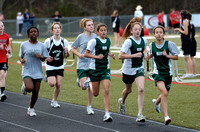 Track and Field - Piney Grove MS Spring 2009